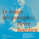 Journée d'études «Le temps des pratiques : Pierre Bourdieu» : Besançon, 26-27 septembre 2018