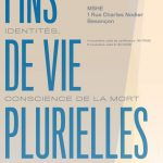 "Colloque ""Fins de vie plurielles"" : 4-5 novembre 2019"